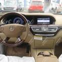 Автомобиль Mersedes S600 W221